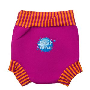 Happy Nappy Splash About swimming nappy Pink