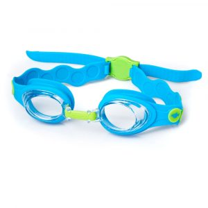 Speedo Sea Squad Junior Swimming Goggles Age 2-6 Blue