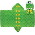 Stephen Joseph towel alligator