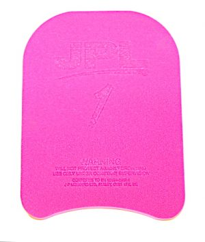 Swimming float training kickboard Pink