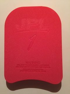 JPL 1 red swimming float swimming training kickboard